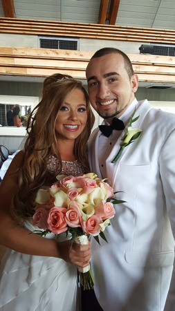 Sanin and Brittany Koro - Married 10/10/2016